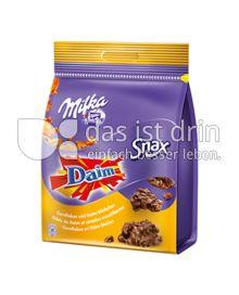 Produktabbildung: Milka Daim Snax 145 g