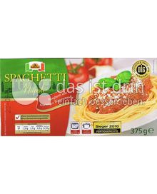 Produktabbildung: Mamma Gina Spaghetti Napoli 375 g