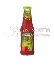 Produktabbildung: Kraft Steak & Grill Ketchup Curry 500 ml