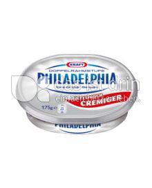Produktabbildung: Philadelphia Klassik Doppelrahm 175 g