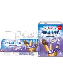 Produktabbildung: Philadelphia Snack mit Milka 51 g