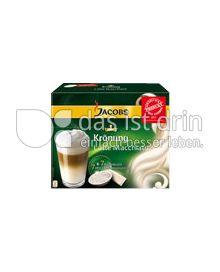 Produktabbildung: Jacobs Krönung Kaffeepads Latte Macchiato 162 g