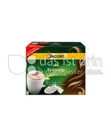 Produktabbildung: Jacobs Krönung Kaffeepads Cappuccino 142 g
