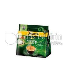 Produktabbildung: Jacobs Krönung Crema Kaffeepads 16 St.