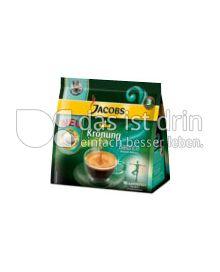 Produktabbildung: Jacobs Krönung Crema Balance Kaffeepads 16 St.