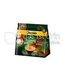 Produktabbildung: Jacobs Krönung Crema kräftig Kaffeepads 16 St.