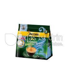 Produktabbildung: Jacobs Krönung Crema mild Kaffeepads 16 St.