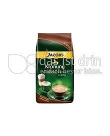 Produktabbildung: Jacobs Krönung Caffè Crema kräftig 1 kg