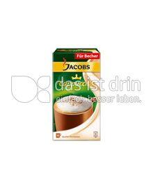 Produktabbildung: Jacobs Krönung Cappuccino so leicht 10 St.