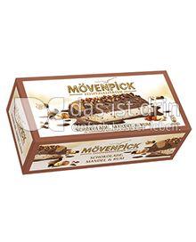 Produktabbildung: Mövenpick Eisspezialitäten Schokolade, Mandel & Rum 800 ml