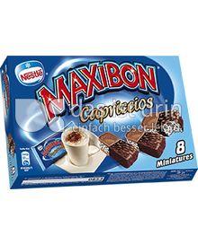 Produktabbildung: Nestlé Schöller Maxibon Capriccios Multipackung 320 ml
