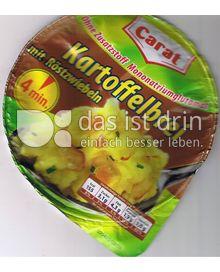 Produktabbildung: Carat Kartoffelbrei mit Röstzwiebeln 45 g