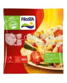 Produktabbildung: FRoSTA Rigatoni Pecorino-Tomate 500 g