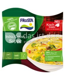 Produktabbildung: FRoSTA India Curry Suppe 300 g