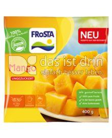 Produktabbildung: FRoSTA Mango 400 g