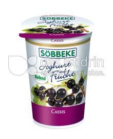Produktabbildung: Söbbeke Joghurt auf Frucht Cassis 200 g