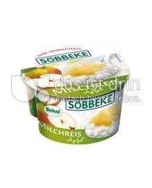 Produktabbildung: Söbbeke Milchreis Apfel 150 g