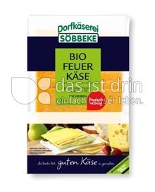 Produktabbildung: Söbbeke Bio Feuer Käse 150 g
