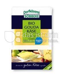 Produktabbildung: Söbbeke Bio Gouda Käse 150 g