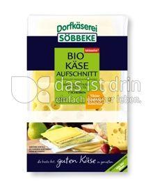 Produktabbildung: Söbbeke Bio Käse Aufschnitt 150 g