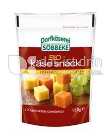 Produktabbildung: Söbbeke Bio Käse Snack 150 g