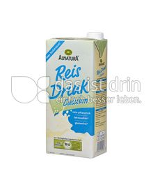 Produktabbildung: Alnatura Reis Drink Calcium 1 l