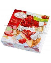 Produktabbildung: Conditorei Coppenrath & Wiese Festtagstorte Erdbeer 1400 g