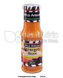 Produktabbildung: Wild African Serengeti Sauce 200 ml