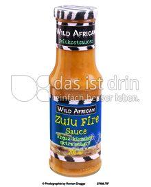 Produktabbildung: Wild African Zulu Fire Sauce 200 ml