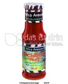 Produktabbildung: Wild African Dschibuti Sauce 200 ml