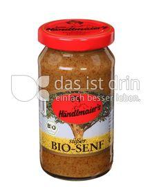 Produktabbildung: Händlmaier's Bio-Senf süß 200 ml