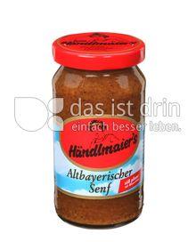 Produktabbildung: Händlmaier's altbayerischer Senf 200 ml