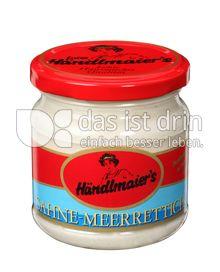 Produktabbildung: Händlmaier's Sahne-Meerrettich 190 g