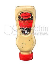 Produktabbildung: Händlmaier's Pfeffer-Senf Sauce 225 ml