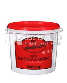 Produktabbildung: Händlmaier's süßer Hausmachersenf 5 kg