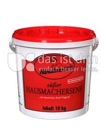 Produktabbildung: Händlmaier's süßer Hausmachersenf 10 kg