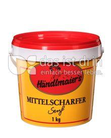 Produktabbildung: Händlmaier's mittelscharfer Senf 1 kg