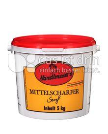 Produktabbildung: Händlmaier's mittelscharfer Senf 5 kg