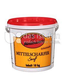 Produktabbildung: Händlmaier's mittelscharfer Senf 10 kg