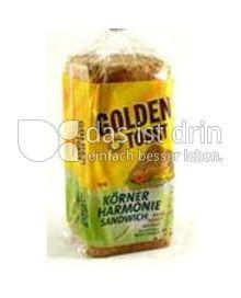 Produktabbildung: Golden Toast Körner Harmonie Sandwich 750 g