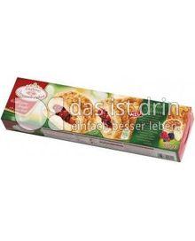 Produktabbildung: Conditorei Coppenrath & Wiese Waldbeeren-Strudel à la Crème Brulée 600 g