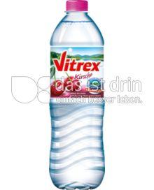 Produktabbildung: Vitrex Mineralwasser Kirsche 1,5 l