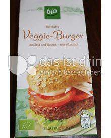 Produktabbildung: Aldi bio Herzhafte Veggie-Burger 175 g