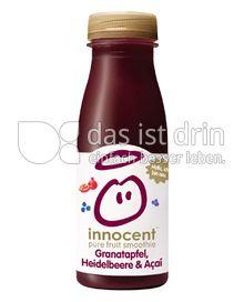 Produktabbildung: innocent Granatapfel, Heidelbeere & Açaí 250 ml