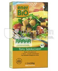 Produktabbildung: enerBIO Tofu geräuchert 300 g