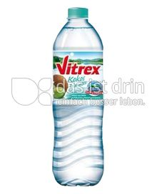 Produktabbildung: Vitrex Mineralwasser Kokos-Limette 1,5 l