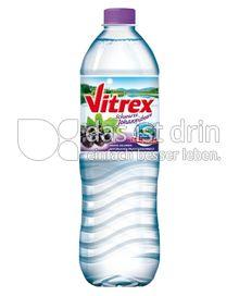 Produktabbildung: Vitrex Mineralwasser Schwarze Johannisbeere 1,5 l