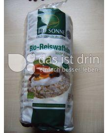 Produktabbildung: Bio Sonne Bio-Reiswaffeln 200 g