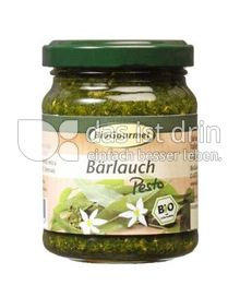 Produktabbildung: BioGourmet Bärlauch Pesto 125 g