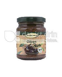 Produktabbildung: BioGourmet Oliven Pesto 120 g